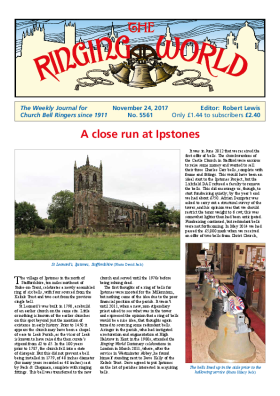 The Ringing World issue 5561