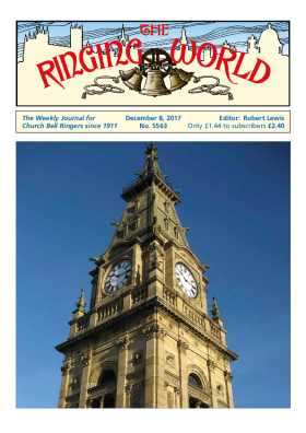 The Ringing World issue 5563