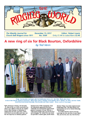 The Ringing World issue 5564