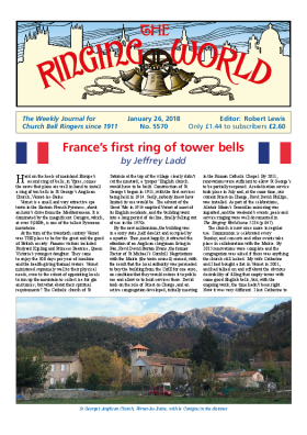 The Ringing World issue 5570