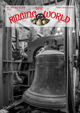 The Ringing World issue 5587