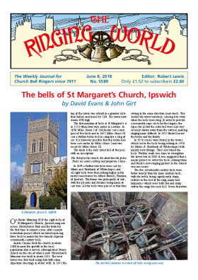 The Ringing World issue 5589
