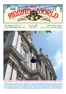 The Ringing World issue 5590