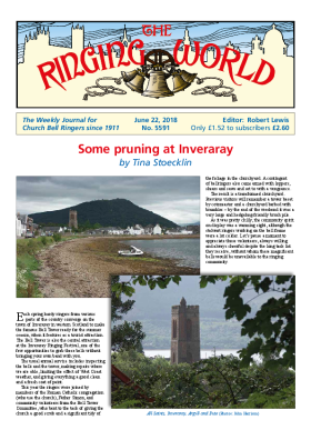 The Ringing World issue 5591