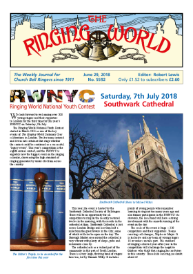 The Ringing World issue 5592