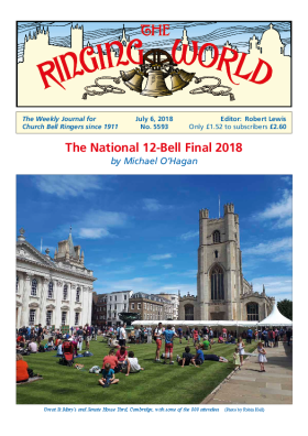 The Ringing World issue 5593