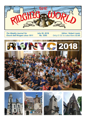 The Ringing World issue 5595