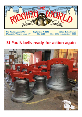 The Ringing World issue 5602