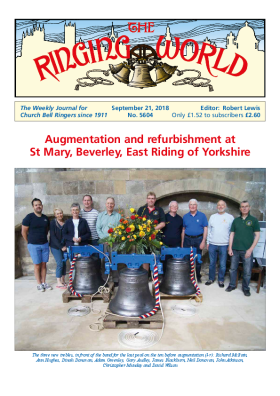 The Ringing World issue 5604