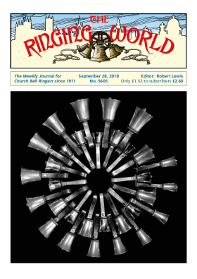 The Ringing World issue 5605