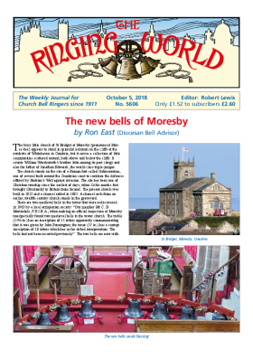 The Ringing World issue 5606
