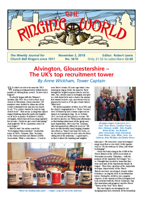The Ringing World issue 5610