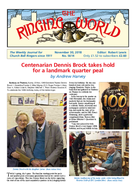 The Ringing World issue 5614