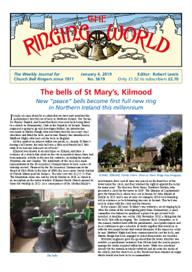 The Ringing World issue 5619