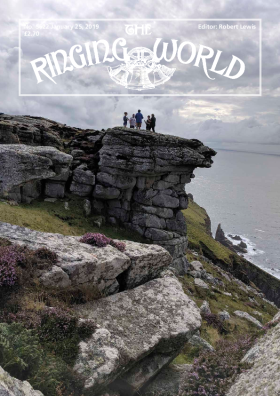 The Ringing World issue 5622