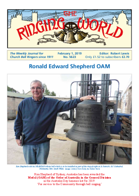 The Ringing World issue 5623
