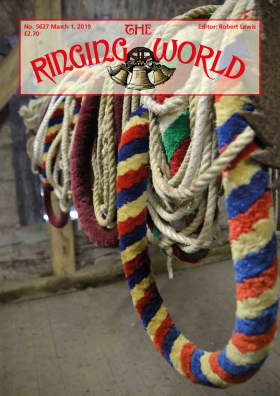 The Ringing World issue 5627