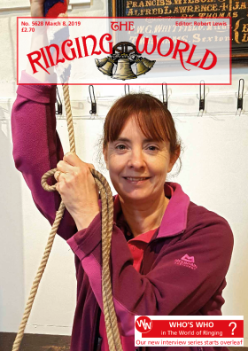 The Ringing World issue 5628