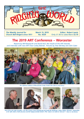 The Ringing World issue 5629