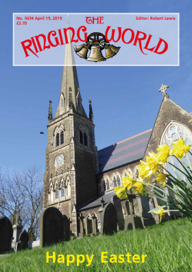The Ringing World issue 5634