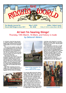 The Ringing World issue 5636