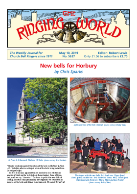 The Ringing World issue 5637