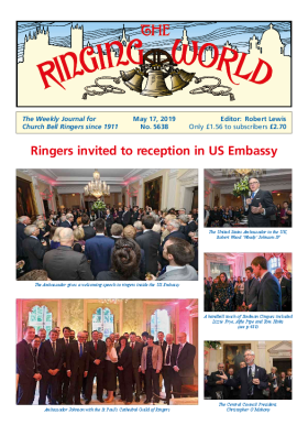 The Ringing World issue 5638