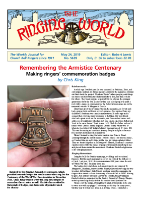 The Ringing World issue 5639