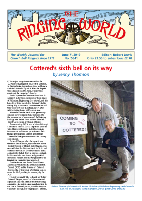 The Ringing World issue 5641