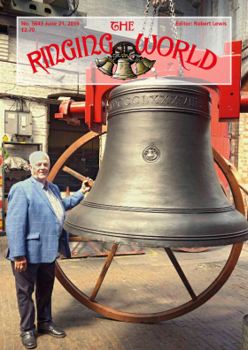 The Ringing World issue 5643