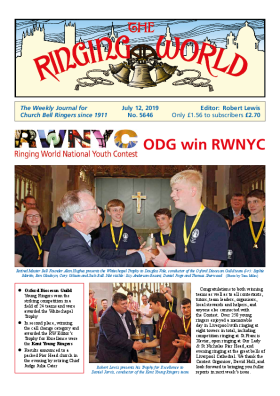 The Ringing World issue 5646