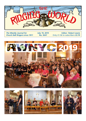 The Ringing World issue 5647