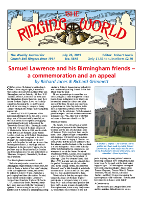 The Ringing World issue 5648