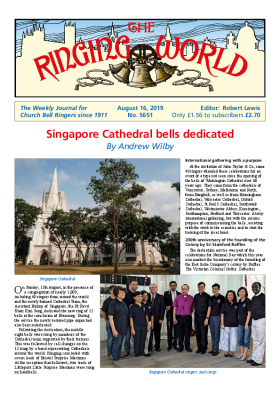 The Ringing World issue 5651