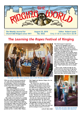 The Ringing World issue 5652