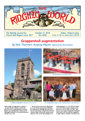 The Ringing World issue 5659