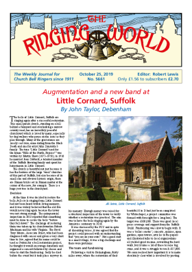 The Ringing World issue 5661