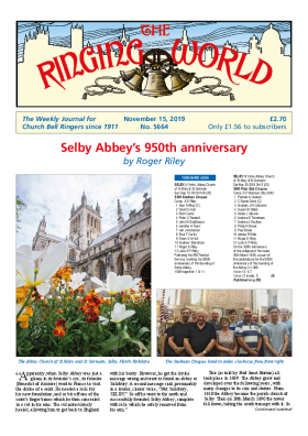 The Ringing World issue 5664