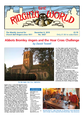The Ringing World issue 5667