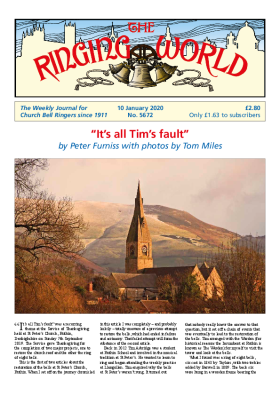 The Ringing World issue 5672