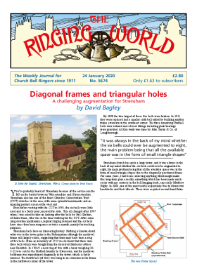 The Ringing World issue 5674