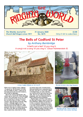 The Ringing World issue 5675