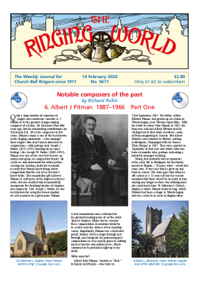 The Ringing World issue 5677