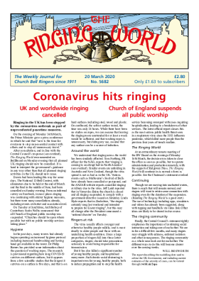 The Ringing World issue 5682