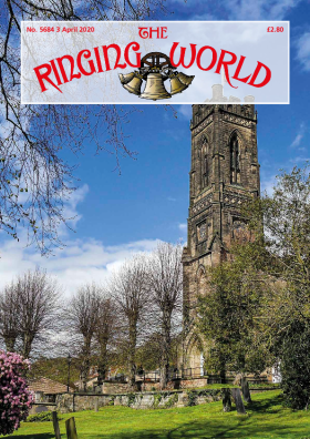 The Ringing World issue 5684