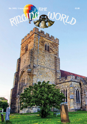 The Ringing World issue 5693