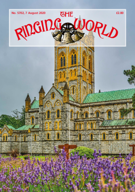 The Ringing World issue 5702