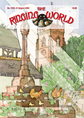 The Ringing World issue 5704