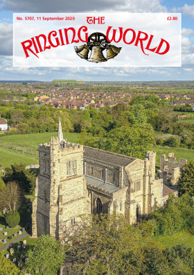 The Ringing World issue 5707