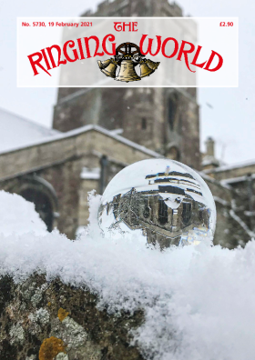 The Ringing World issue 5730